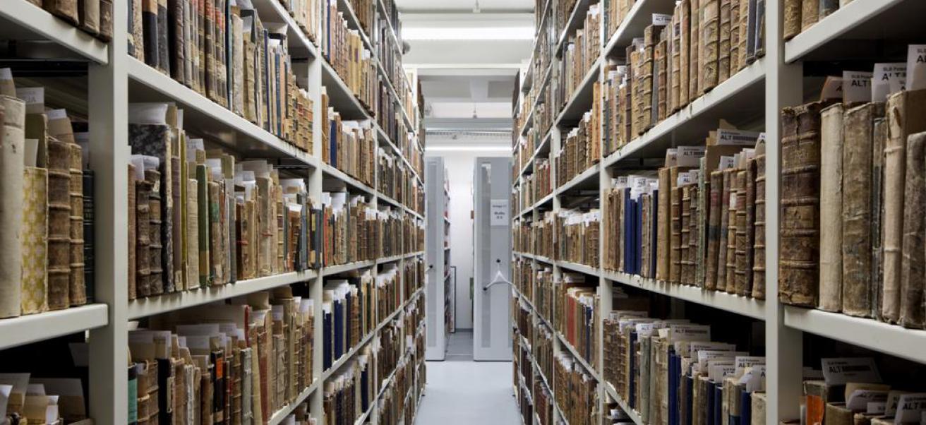 Historische Buchbestände